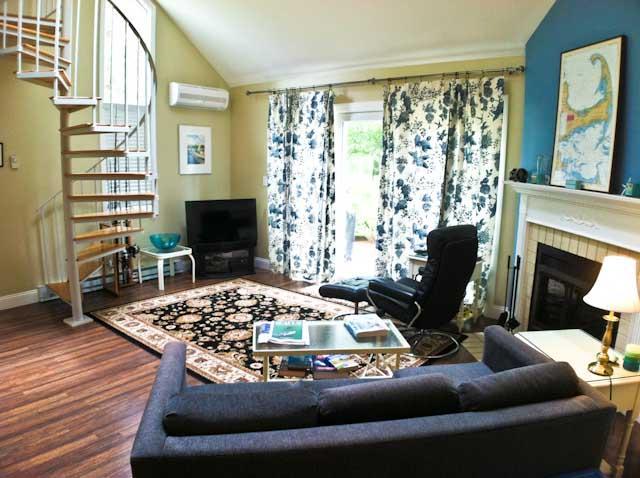 Living area - Ocean Edge - sleeps 6 - 3 A/C's & 6 pool passes (extra fees apply) - BI0242 - Brewster - rentals