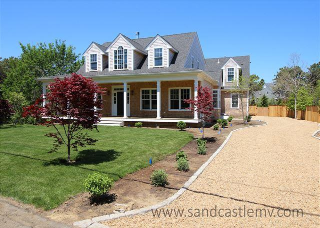 Beautiful Katama Home with Pool - Image 1 - Edgartown - rentals