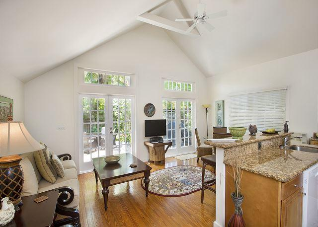 30 night minimum stay requirement.  The Pearl in Paradise - 2 Bedroom House w - Image 1 - Key West - rentals