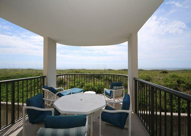 DR 1109 - 3 bdrm 2 bath oceanfront condo/steps away from the sparkling ocean - Image 1 - Wrightsville Beach - rentals