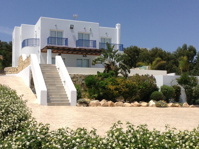 Fabulous villa, stunning sea views in idyllic  loc - Image 1 - Protaras - rentals
