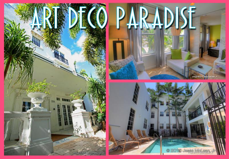 South Beach Living in style! - $95/night & up in Paradise! South of 5th Art Deco - Miami Beach - rentals