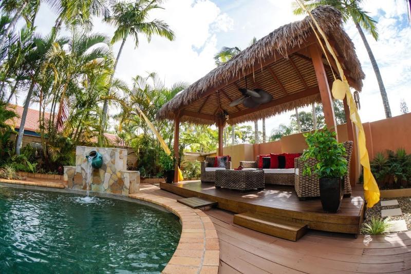 Tropical open air living at its best! - Waterfront ^^ Broadbeach Abode ^^Surfers  Paradise - Broadbeach - rentals