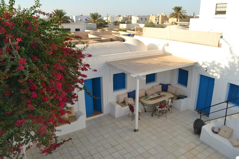 the place to be - Dar Zina - B&B to belgo-tunisian couple - Houmt Souk - rentals