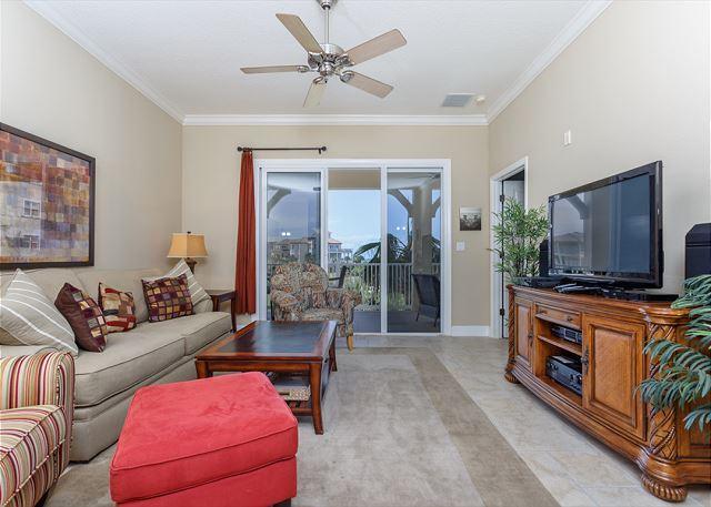Welcome to Cinnamon Beach 333! - 333 Cinnamon Beach Resort Rentals, 3rd Floor, Wifi, 2 heated pools, spa - Palm Coast - rentals