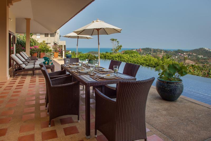 Samui Island Villas - Villa 61 Fantastic Sea Views - Image 1 - Choeng Mon - rentals