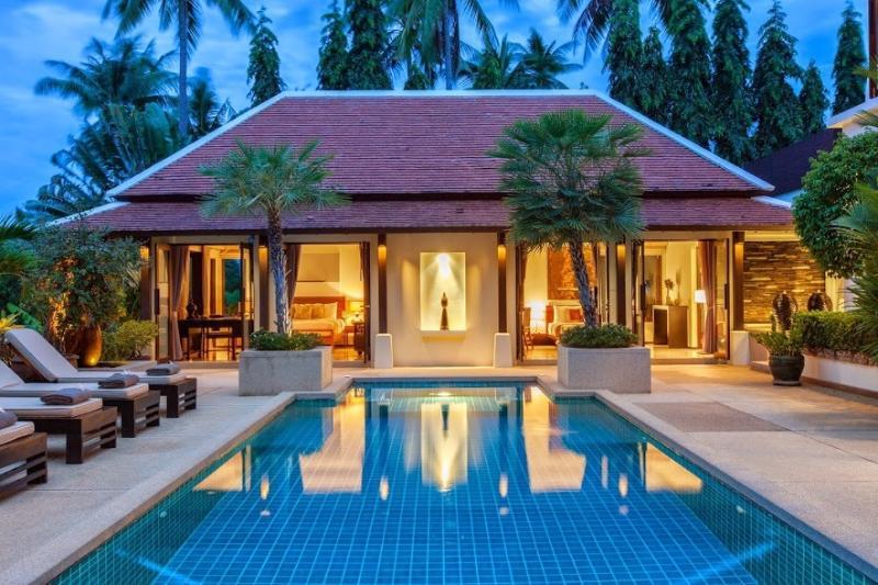 Samui Island Villas - Villa 183 (2 Bedroom Option) - Image 1 - Bophut - rentals