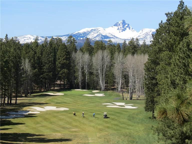 Golf Course Homesite #253 - Image 1 - Black Butte Ranch - rentals