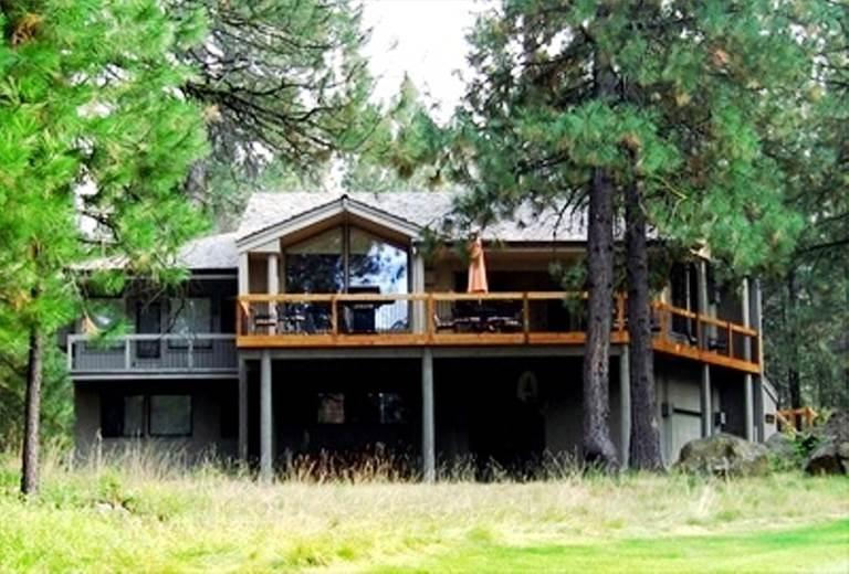 Golf Course Homesite #278 - Image 1 - Black Butte Ranch - rentals
