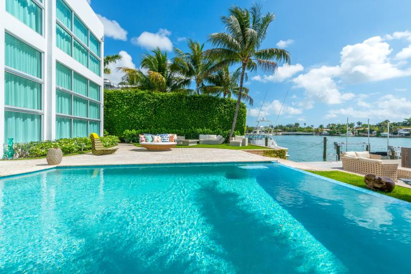 Pool - VILLA DINAMA - Miami Beach - rentals