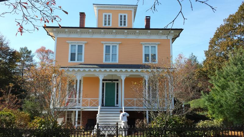 1853 Captain Wheeler House - Mystic CT - Captain's Historic 5 BR Seaport Villa - Mystic - rentals