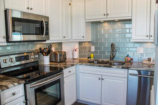 Remodeled Kitchen - SST3-1211 - South Seas Tower - Marco Island - rentals