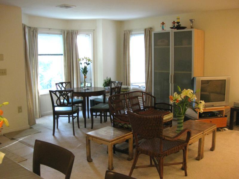 Livingroom area - Luxury 2 Bedroom 2 Bath Condo Safe Private Excelle - Union City - rentals