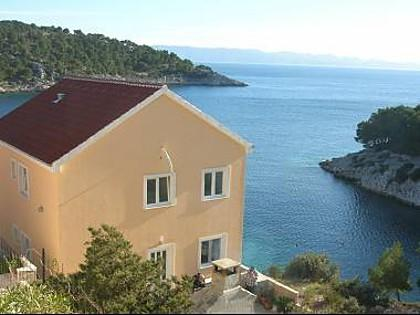 house - 2237  A3(2+1) - Cove Osibova (Milna) - Cove Osibova (Milna) - rentals