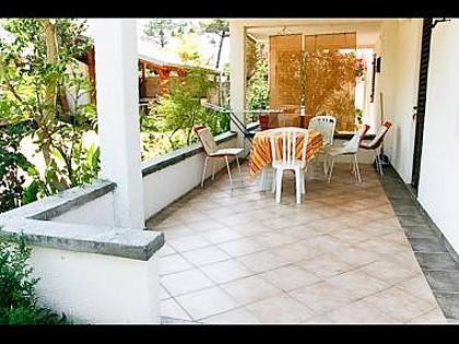 A2(4): terrace - 4550 A2(4) - Nin - Nin - rentals