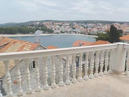A6(6): terrace view - 5086  A6(6) - Primosten - Primosten - rentals