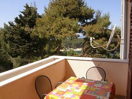 Bok (2): terrace - 5089 Bok (2) - Primosten - Primosten - rentals