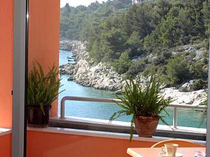 A101(4+1): terrace view - 5094 A101(4+1) - Bilo - Primosten - rentals
