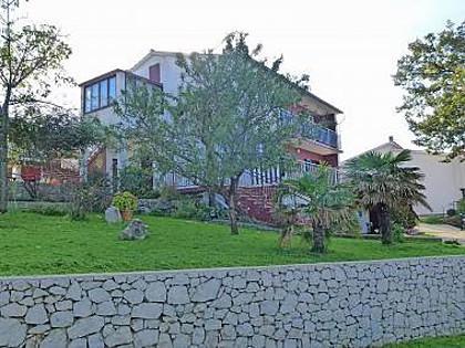 house - 5276  Šestica(6+1) - Njivice - Njivice - rentals