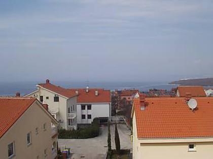 A2(4): view - 5292  A2(4) - Njivice - Njivice - rentals