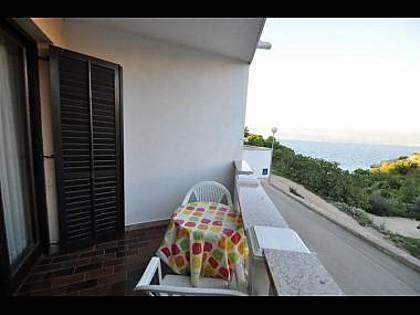 SA1 (2): balcony - 5375 SA1 (2) - Vrbnik - Vrbnik - rentals