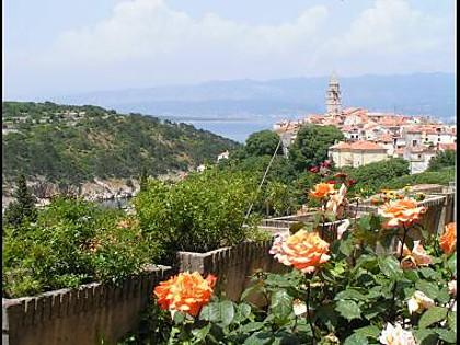 A2(4+1): terrace view - 5376 A2(4+1) - Vrbnik - Vrbnik - rentals