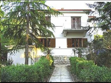 house - 5454  A1(4+1) - Njivice - Njivice - rentals