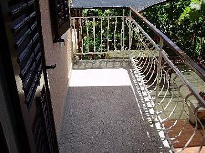 B4(4+1): terrace - 5594  B4(4+1) - Porec - Porec - rentals