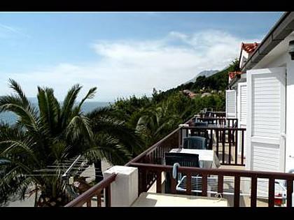 SA4(2): terrace - 5925 SA4(2) - Zaostrog - Zaostrog - rentals