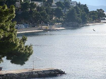 sea view (house and surroundings) - 02013PODG  A1(4+2) - Podgora - Podgora - rentals