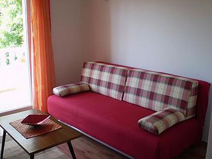 A1(4+2): living room - 001BVOD A1(4+2) - Baska Voda - Baska Voda - rentals