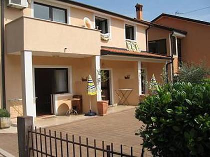 house - 2395  B6(4+2) - Umag - Umag - rentals