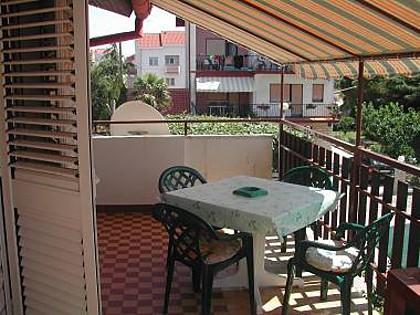 A2(8): terrace - 2591  A2(8) - Zadar - Zadar - rentals