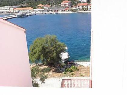 A5(2+1): terrace view - 2658 A5(2+1) - Sali - Sali - rentals