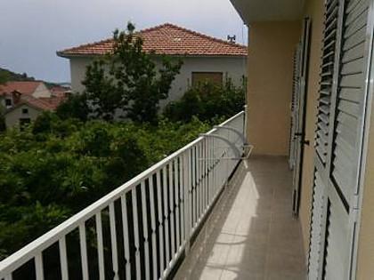 A1(4+2): terrace - 3187 A1(4+2) - Stupin Celine (Rogoznica) - Rogoznica - rentals
