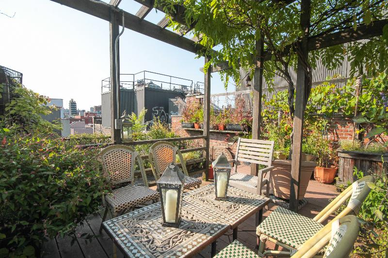 Large 4 Bedroom Duplex with a Private Roof Deck! - Image 1 - New York City - rentals