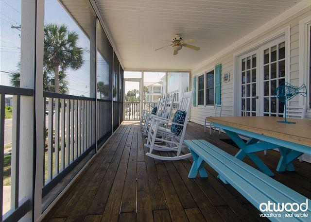 Sand In My Shoes - Ocean Views, Sleeps 10 - Image 1 - Edisto Island - rentals