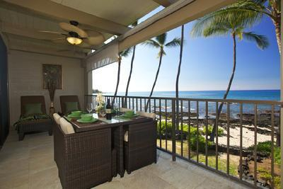 Second Floor Condo with Lots of Updating and A/C!! - Image 1 - Kailua-Kona - rentals