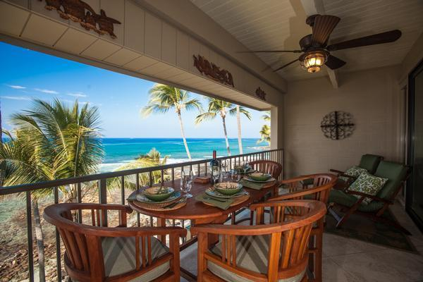 Top Floor Condo #408 with Fabulous View! - Image 1 - Kailua-Kona - rentals