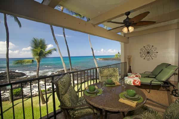 Second Floor Condo with Complete Remodel! - Image 1 - Kailua-Kona - rentals
