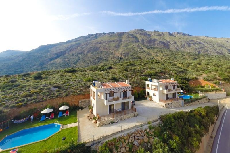Villas Panagia in Triopetra Beach - Image 1 - Triopetra - rentals