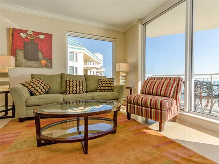 Indigo Condominiums E1701 Plus Beach Service - Image 1 - Perdido Key - rentals