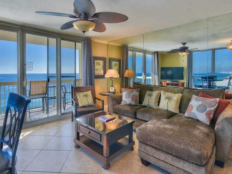 Pelican Beach Resort 1201 - Image 1 - Destin - rentals
