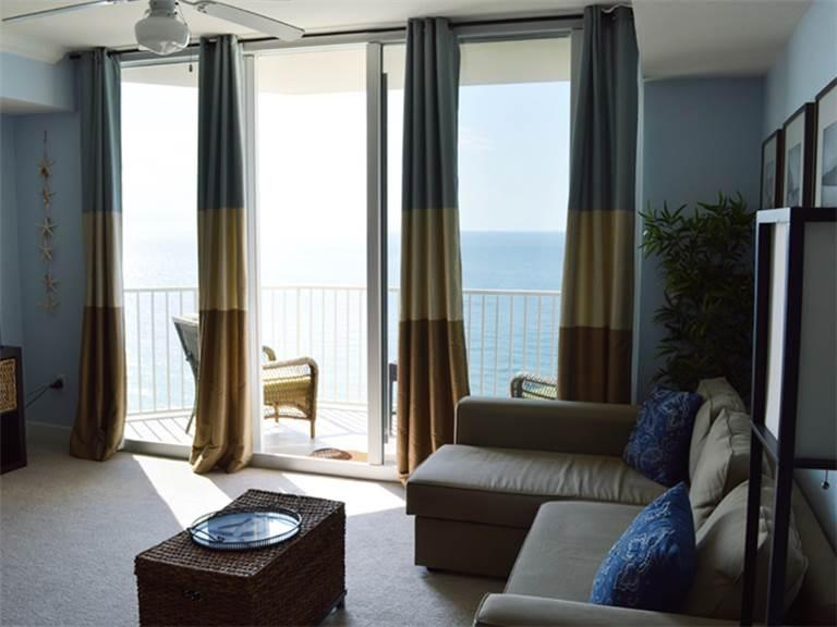 Tidewater Beach Condominium 2416 - Image 1 - Panama City Beach - rentals