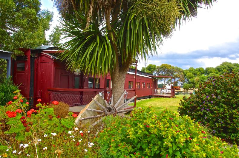 Overland Train Carriage - Overland Train Carriage - Port Fairy - rentals