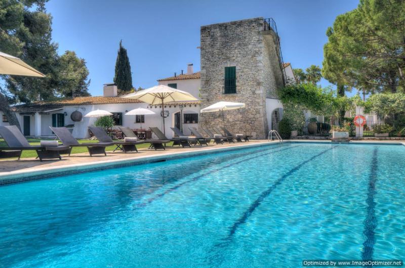 Villa Sant Pere Villa rental Sitges Spain, holiday rental sitges spain, villa - Image 1 - Sitges - rentals