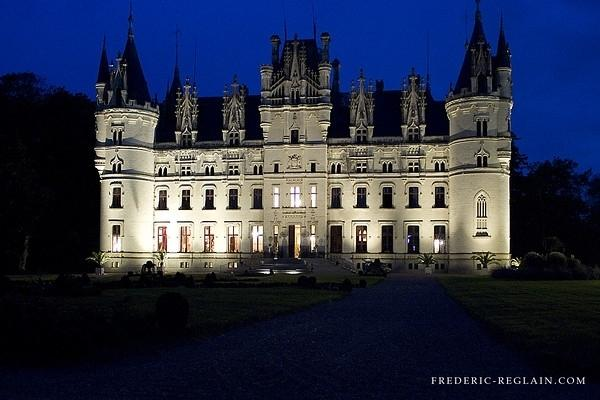 Chateau Fairytale Luxury chateau rental in Anjou loire valley  france - Rent chateau in the Loire - Image 1 - Cande - rentals