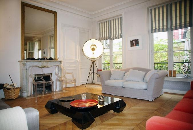 Apartment Royal Garden 4 bedroom Paris apartment, Paris apartment for rent - Image 1 - Paris - rentals