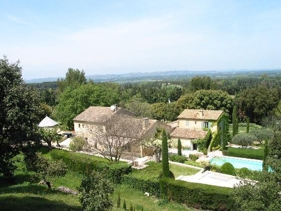 Mas Alpilles Holiday villa rentals in Saint Remy - Image 1 - Haute-Saone - rentals