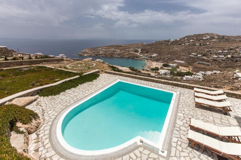Villa Rhenianos II Renting villas on Mykonos with ************** - Image 1 - Mykonos - rentals